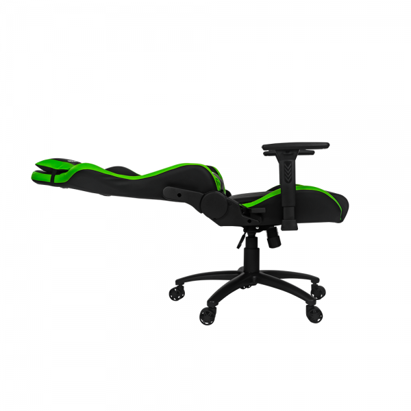 silla gamer dragster gt400 electric green (6)