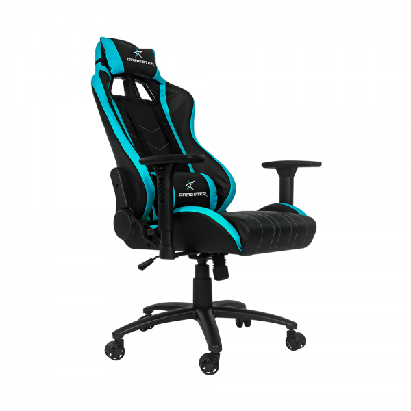 silla gamer dragster gt400 sky blue (4)