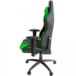 silla gamer dragster gt500 electric green verde (4)