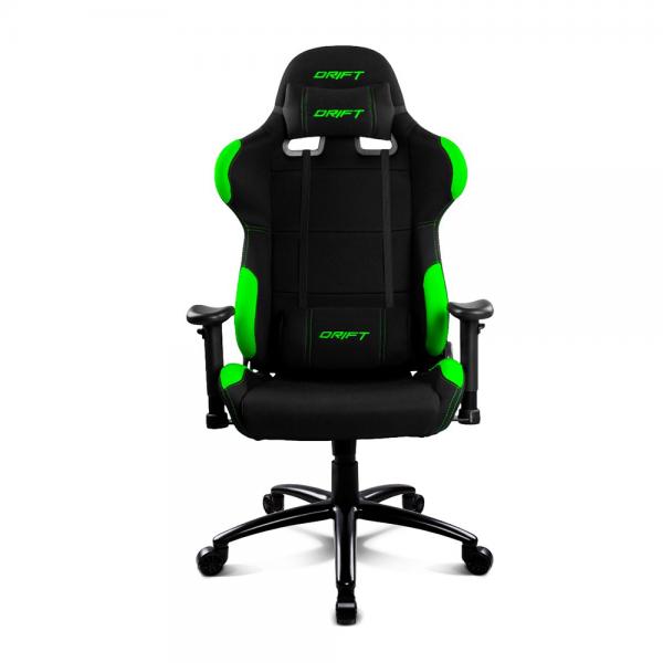 silla gamer drift dr100 green verde (2)