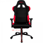 silla gamer drift dr100 red roja (2)