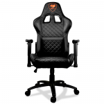 SILLA GAMER COUGAR ARMOR ONE BLACK (8)