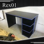ESCRITORIO GAMER X-REX 01 – MUNDOGAMING 123