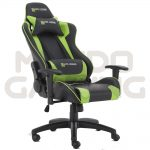 SILLA GAMER HYPELEGEND HERO LIGHT GREEN VERDE (7)